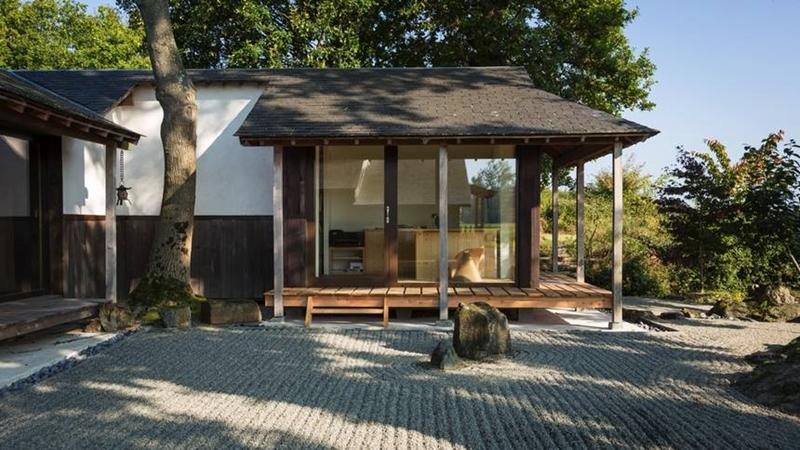 บ้านไม้สไตล์ญี่ปุ่นอบอุ่นน่าอยู่
